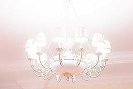chandelier fix 吊燈 臺燈式吊燈