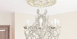 Chandelier asf 豪華水晶吊燈 吊燈