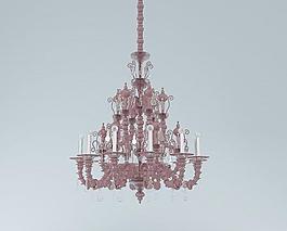 chandelier 098 吊燈 歐式吊燈