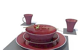 廚房餐具 精美餐具01