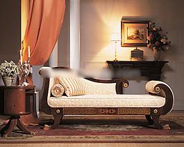 貴妃椅模型