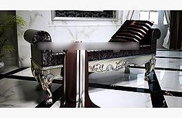 歐式貴妃椅