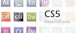 Adobe的CS5 Adobe的CS5圖標圖標圖標圖標Adobe的CS5 Adobe