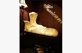 中式貴妃椅3D模型