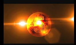 金色星球倒計時視頻