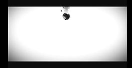 水墨中國畫視頻素材