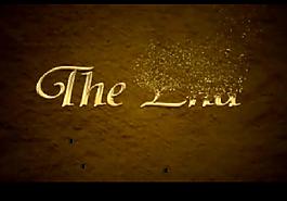 the end 結尾視頻素材