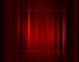 紅色炫光視頻素材