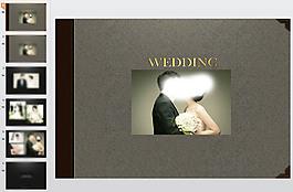 結婚紀念冊
