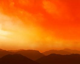 夕陽紅視頻素材