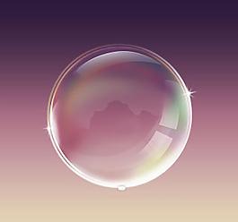 气泡分层PSD文件