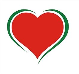 愛心logo