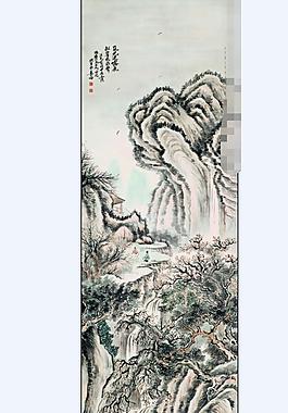 高清山水畫