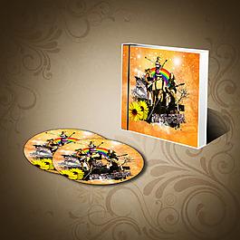 CD包装封面