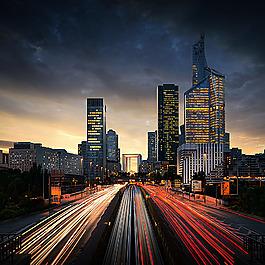 城市夜景攝影