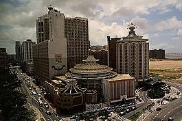 城市特色建筑攝影