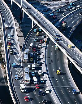 城市立交橋攝影