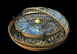圓形穹頂建筑