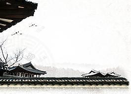 中国风 屋檐图片