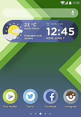 Android 啟動器主題