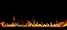 淘寶促銷火焰素材PSD分層