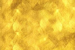 金色粉刷背景