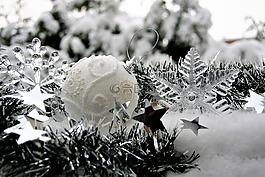 冬季,星号,圣诞节