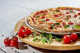 比薩,食物,奶酪