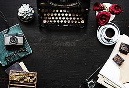 使用字母,古代,作者
