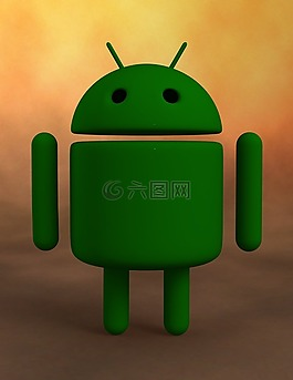 android 系統,android的標志,機器人