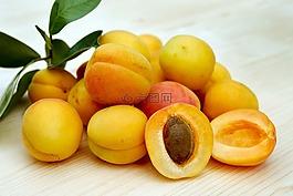 杏,杏仁糖,水果