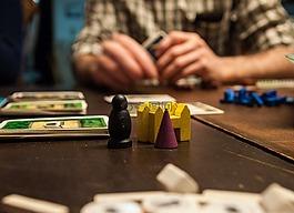 棋盘游戏,纸牌版,游戏
