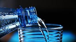 瓶,礦泉水,瓶水