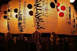 灯笼,日本,东京
