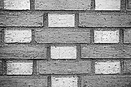 磚墻,灰色磚,灰色磚墻
