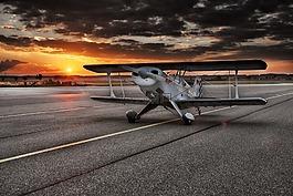 飞机,双层,机场