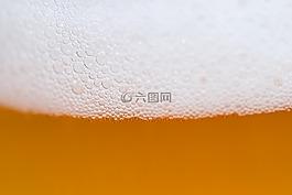 啤酒,泡沫,氣泡