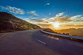 山路,清路,旅行