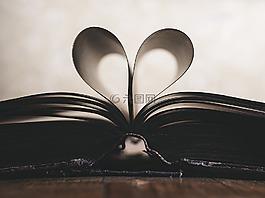 紙,浪漫,符號