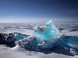 冰,冬天,冷
