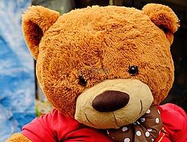 玩具熊,毛絨玩具,玩具