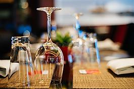 眼鏡,表,餐廳