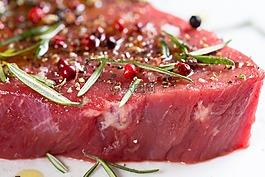肉,牛肉,原