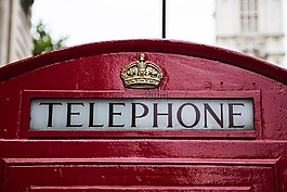 公用電話亭,電話,市民