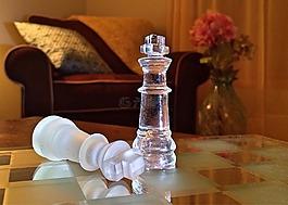 棋,游戏,战略