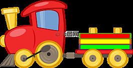 玩具火車,玩具,播放