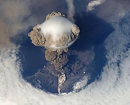 火山爆发,火山,火山活动