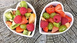 水果,水果沙拉,弗里施