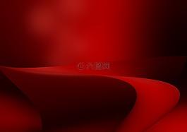背景,红色,光