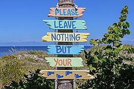 海報,海灘,登錄